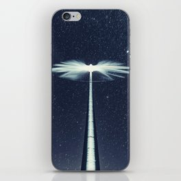 Spinning in the Stars iPhone Skin