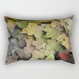 Inspired Layers Rectangular Pillow