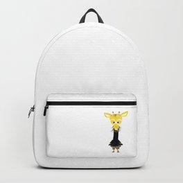 Missfits Giraffe Backpack