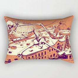 Bugaboo of Revolution Rectangular Pillow