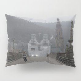 Heidelberg Cyclist Pillow Sham