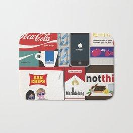 Consumption of goods Bath Mat