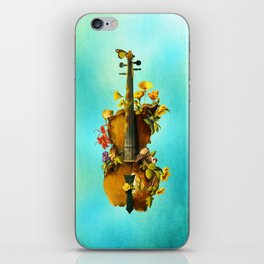 Undying Symphony iPhone Skin