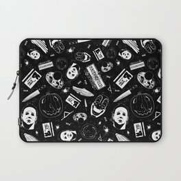 Welcome to Haddonfield! Laptop Sleeve