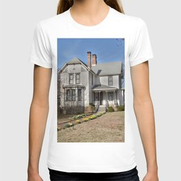 Cherokee Nation - The Historic Thompson House, built in 1882 T-shirt