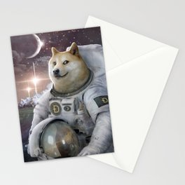 Very Astronaut Stationery Cards
