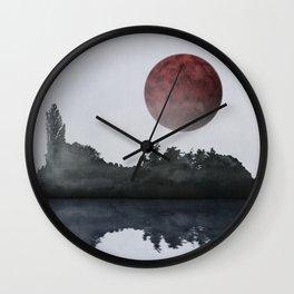 Futuristic Visions 08 Wall Clock