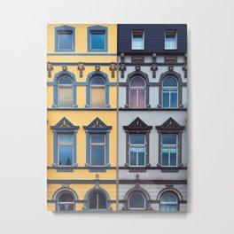 German architecture #society6 #decor #buyart Metal Print