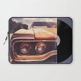 Rusty And Blue - America As Album Art Laptop Sleeve