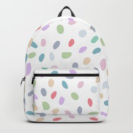 raindrops pattern Backpack