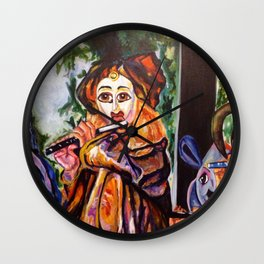 Just Whistle Wall Clock