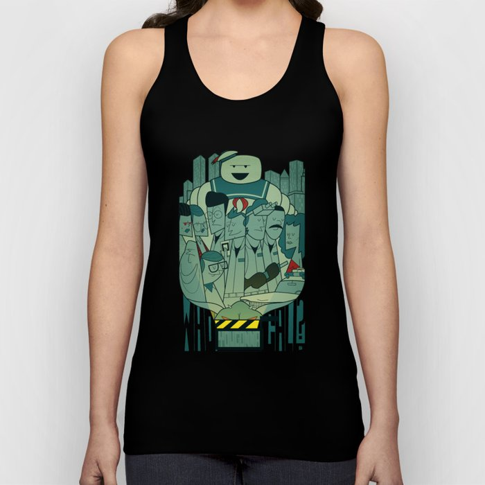 Ghostbusters Unisex Tank Top