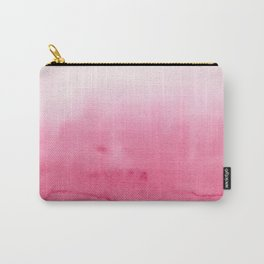 Watercolor Texture Carry-All Pouch