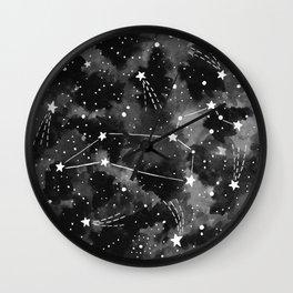 Leo Constellation Wall Clock