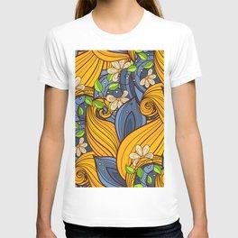 August. T-shirt