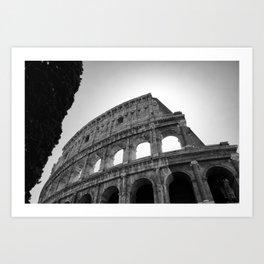 Coliseum Roma. Italy 72 Art Print