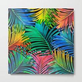 My Tropical Garden 15 Metal Print