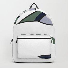 Daddy shark Backpack