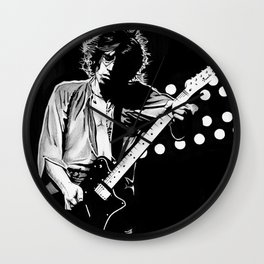 Keef!! Wall Clock