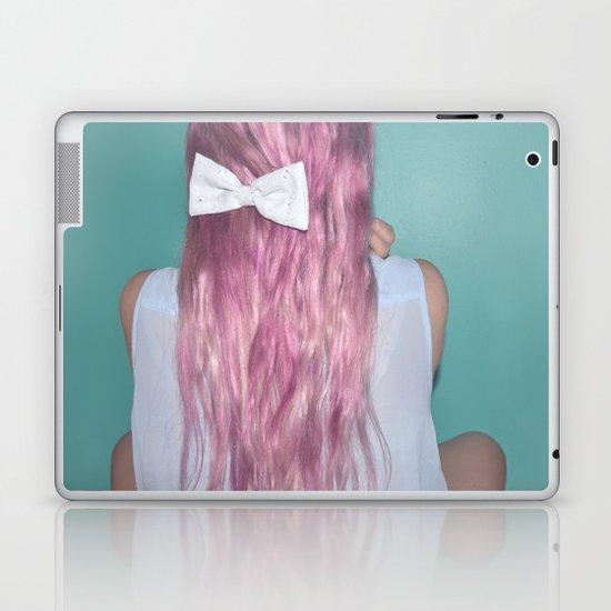 Nebula Girl Laptop & iPad Skin