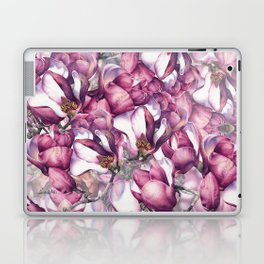 Magnolia Profusion Laptop & iPad Skin