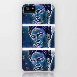 Frida Khalo 2.0 iPhone Case
