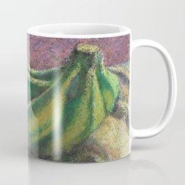 Green bananas Coffee Mug