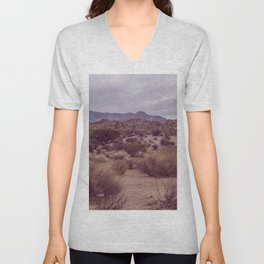 California desert Unisex V-Neck
