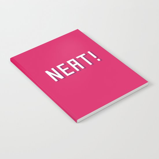 NEAT! Notebook