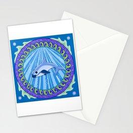 I am Vaquita Stationery Cards