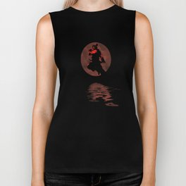 Bloodmoon Akuma, Street Fighter Biker Tank