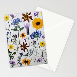 May Flowers 2 Stationery Cards