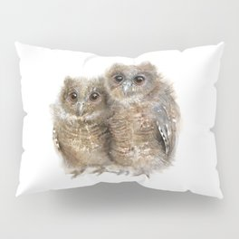 Baby Owls Pillow Sham