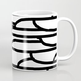 Raw Pattern Series: n. 5 Coffee Mug
