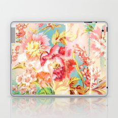 hide and seek floral Laptop & iPad Skin