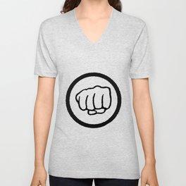 Fist Unisex V-Neck