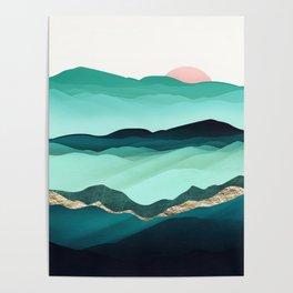 Summer Hills Poster