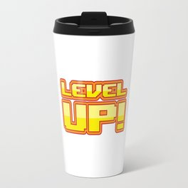 Level up Travel Mug
