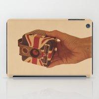 british iPad Cases featuring British Brownie by Dan Howard
