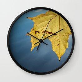 +M+ Wall Clock