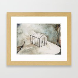 Isolation 1  Framed Art Print
