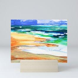 Morning Tide Mini Art Print