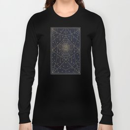 Spider Silk Stars Book Long Sleeve T-shirt