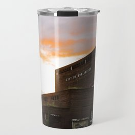 City of Burlington Travel Mug