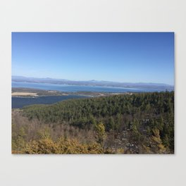 Views from the North Country Canvas Print