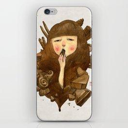 Chocoholic iPhone Skin