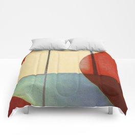 Waning Gibbous Comforters