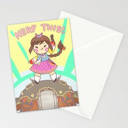 Nerf This! Stationery Cards