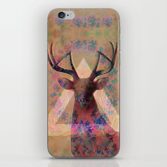 Wild Side  iPhone & iPod Skin