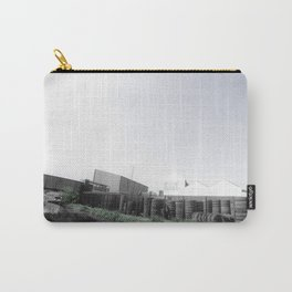 URBAN LANDSCAPE IN LONDON Carry-All Pouch